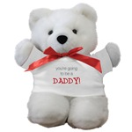 daddy to be teddy bear